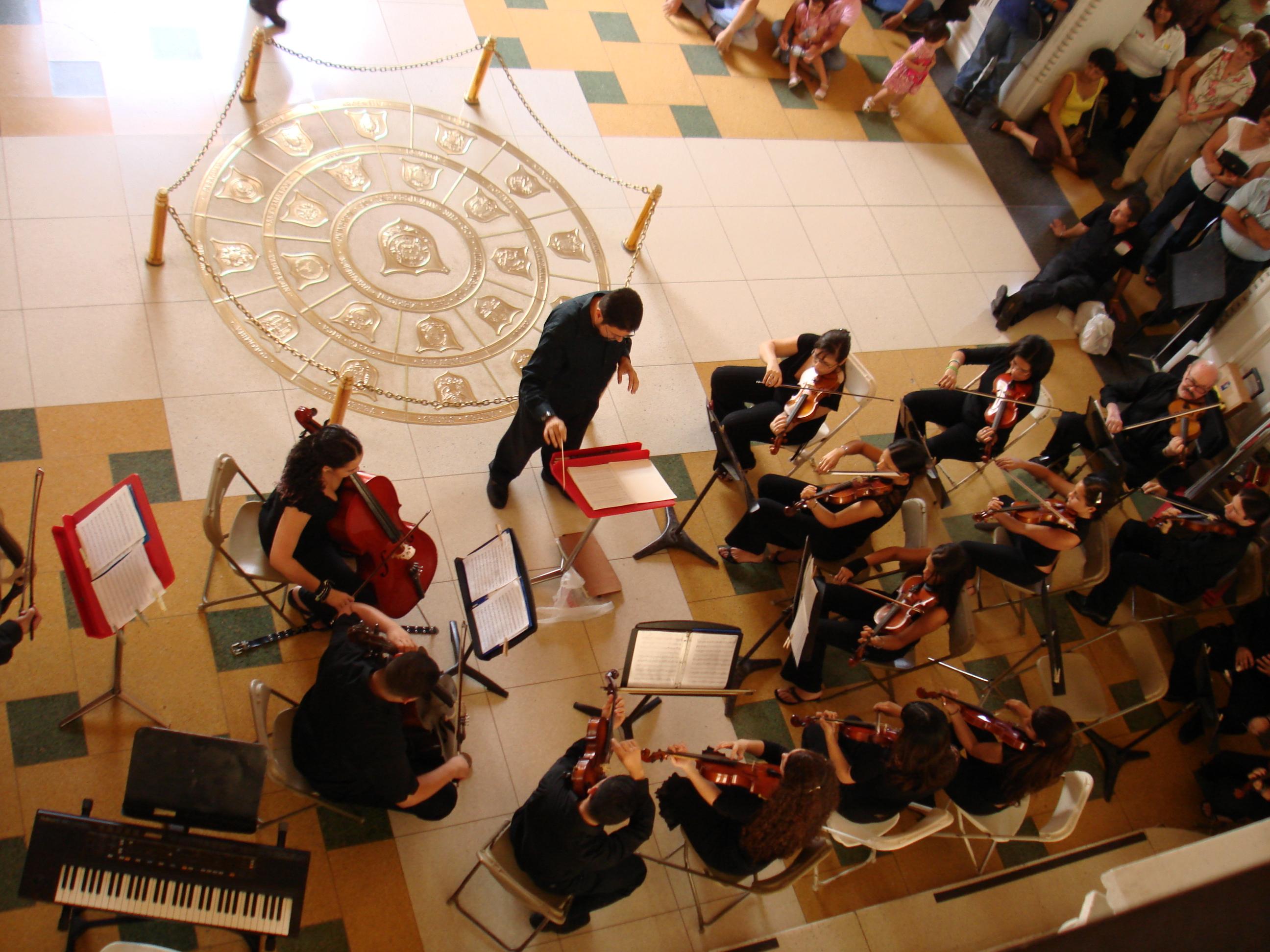 Orquesta Cmara
