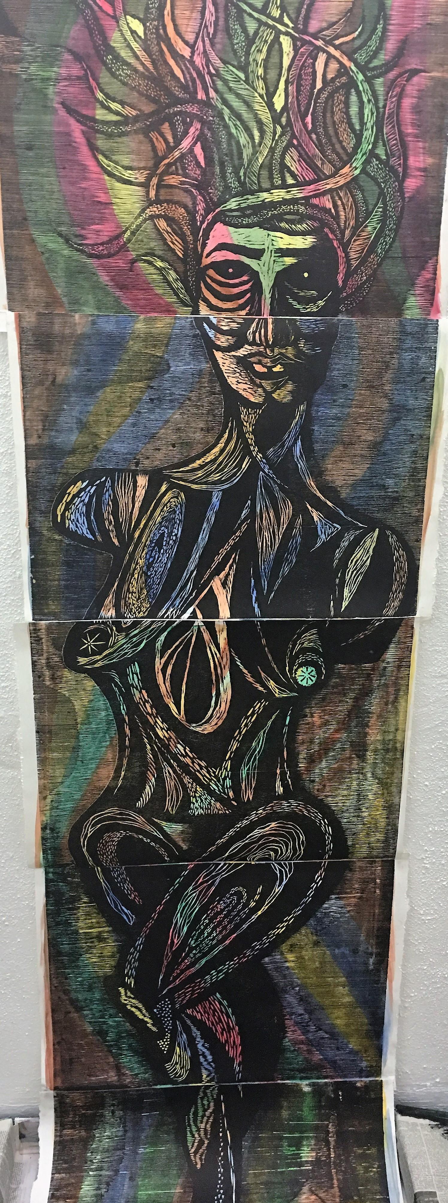 Venusa, por Gelenia Trinidad Rivera