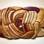 Janet León y la belleza de la madera