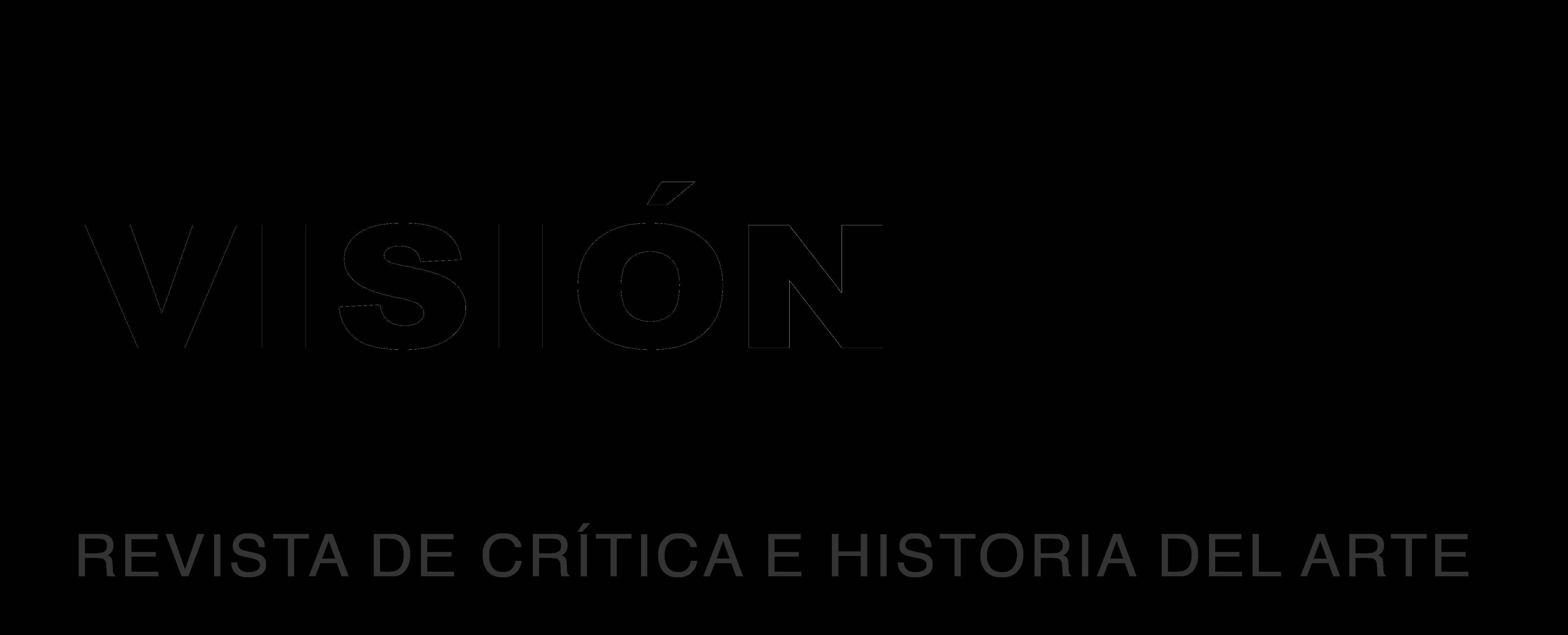 Visión Doble: Revista de Crítica e Historia del Arte